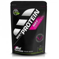 Proteina Max Definition  750 g / Raspberry